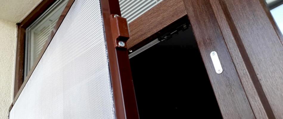 Москітні сітки на вікна. Виготовлення. Монтаж.