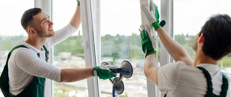 Заміна склопакета вікна