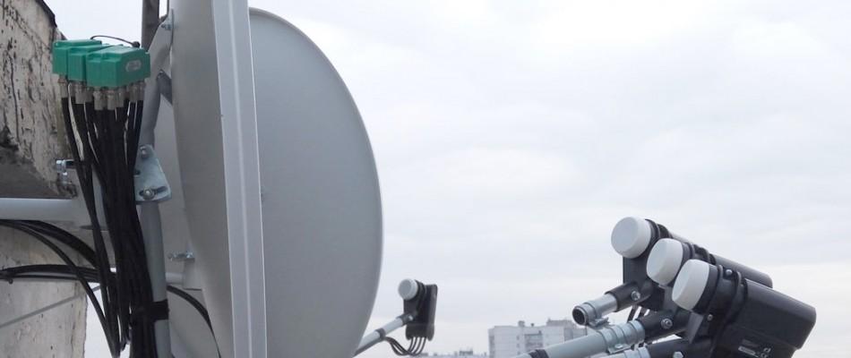 Супутникове телебачення