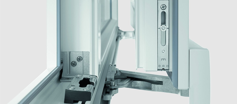 Ремонт алюминиевых окон и дверей
