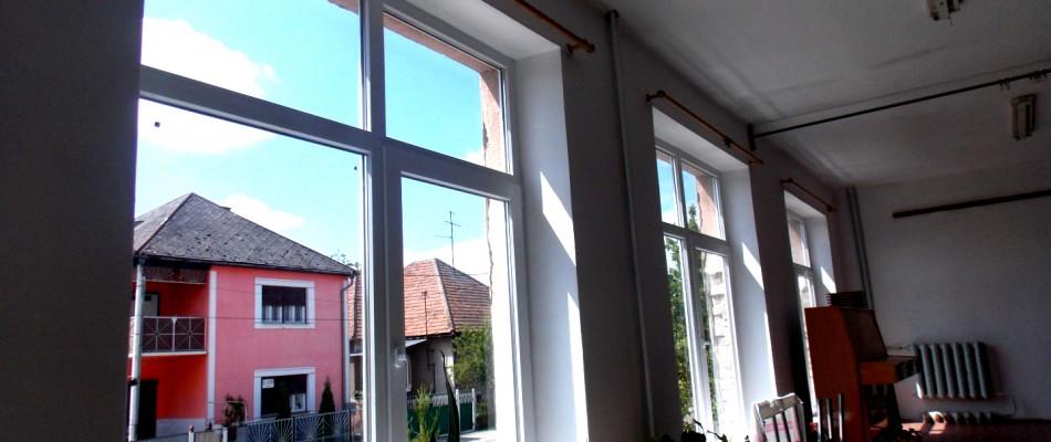 Ремонт алюмінієвих вікон в Києві
