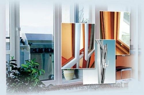 Регулювання вікна та фурнітури